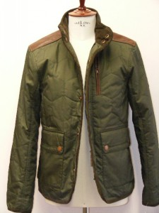 Rugged Quilted Jacket 1054J Timberland